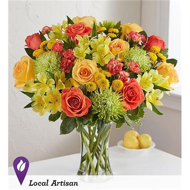 1-800-Flowers® Citrus Sunshine™ Bouquet | SULPHUR SPRINGS, TX